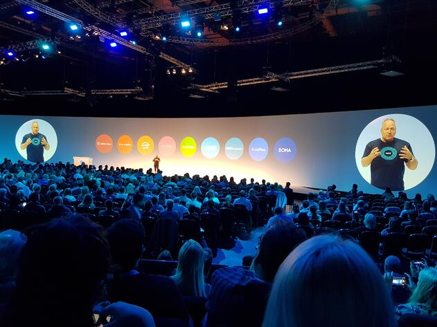 xerocon london 2107; Xerocon London 2017 round-up and show highlights; conference for leaders in cloud accounting