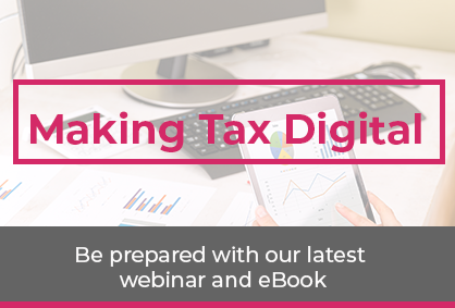 MTD - CTA  Making Tax Digital; MTD ready