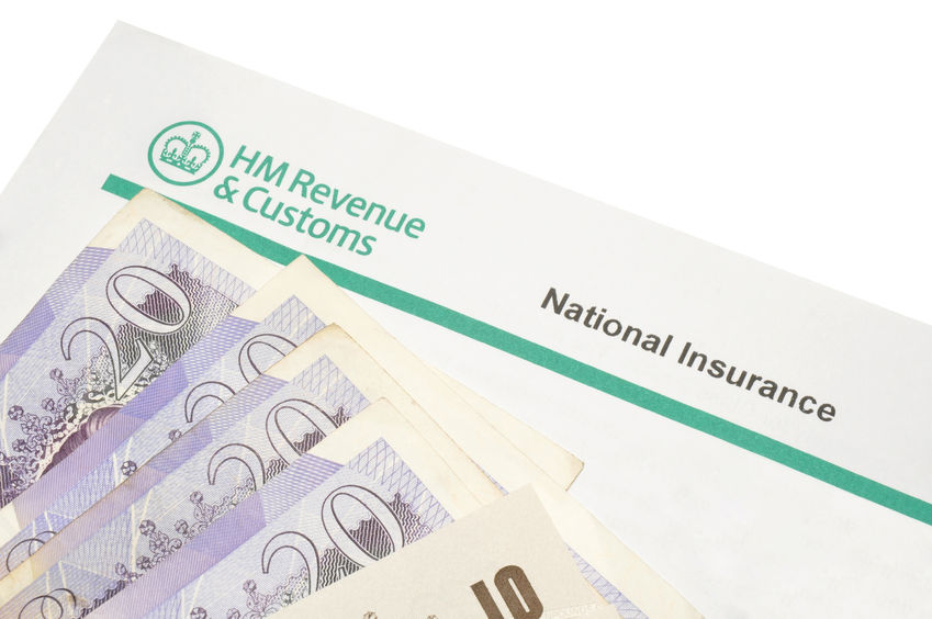 NIC and company directors; national insurance contributions and company directors