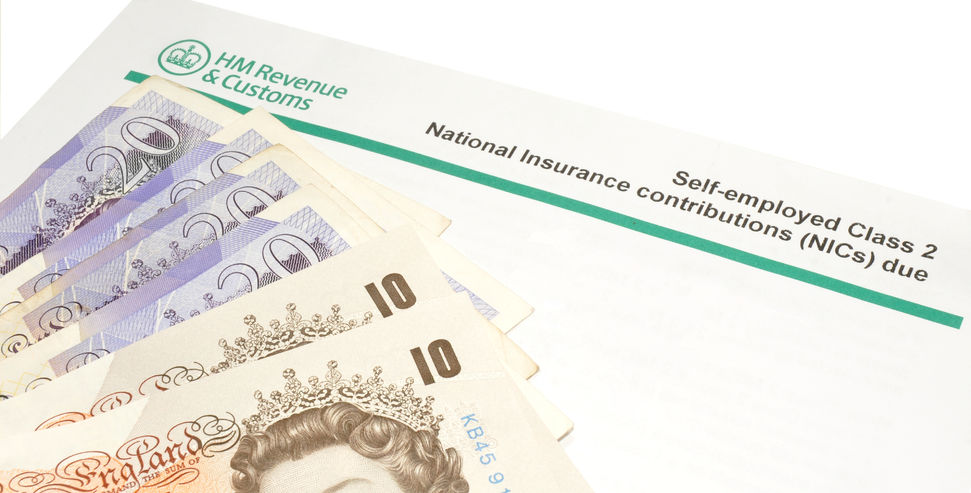 what are the changes to NIC and the self employed; national insurance contributions
