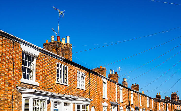 How is rental income taxed on jointly owned property?