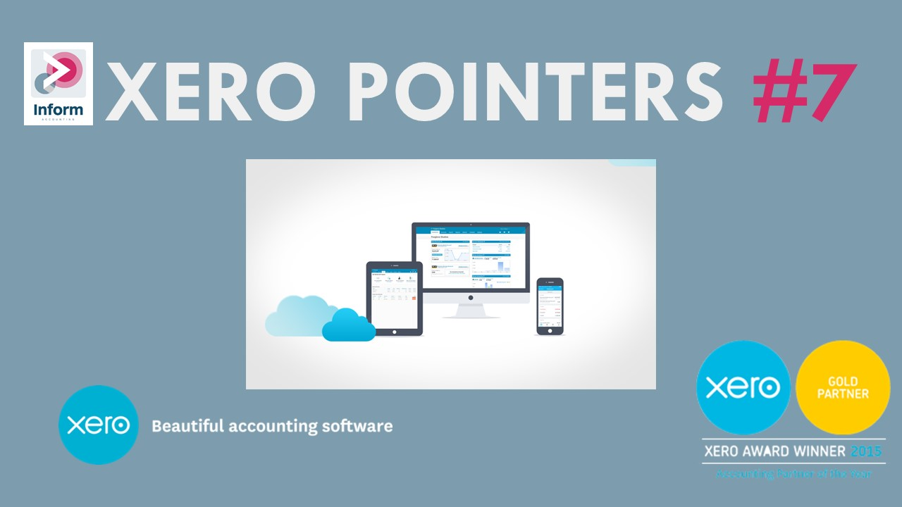 xero pointer #7  adding a payment service to get paid faster