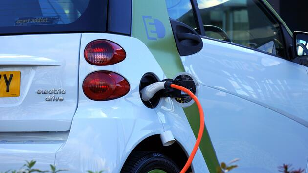 what's the benefit of an electric company car; company car benefits; lower emission cars;