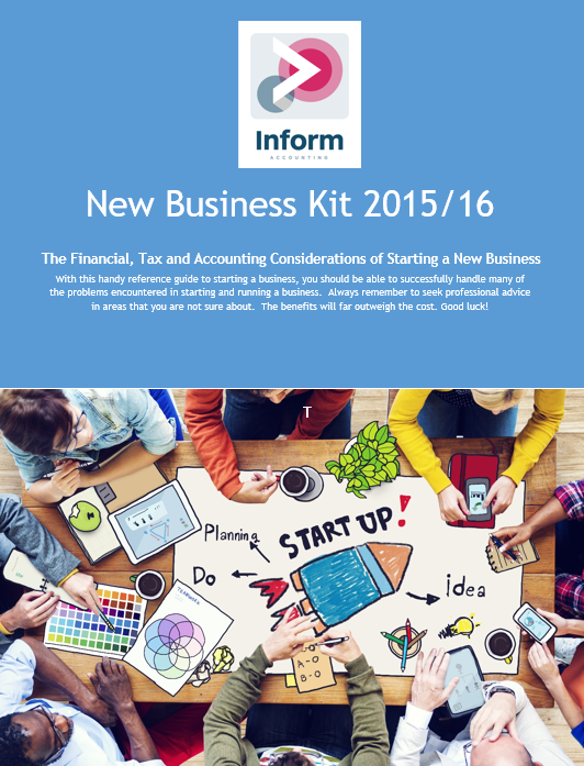 Handy reference guide to starting a new business