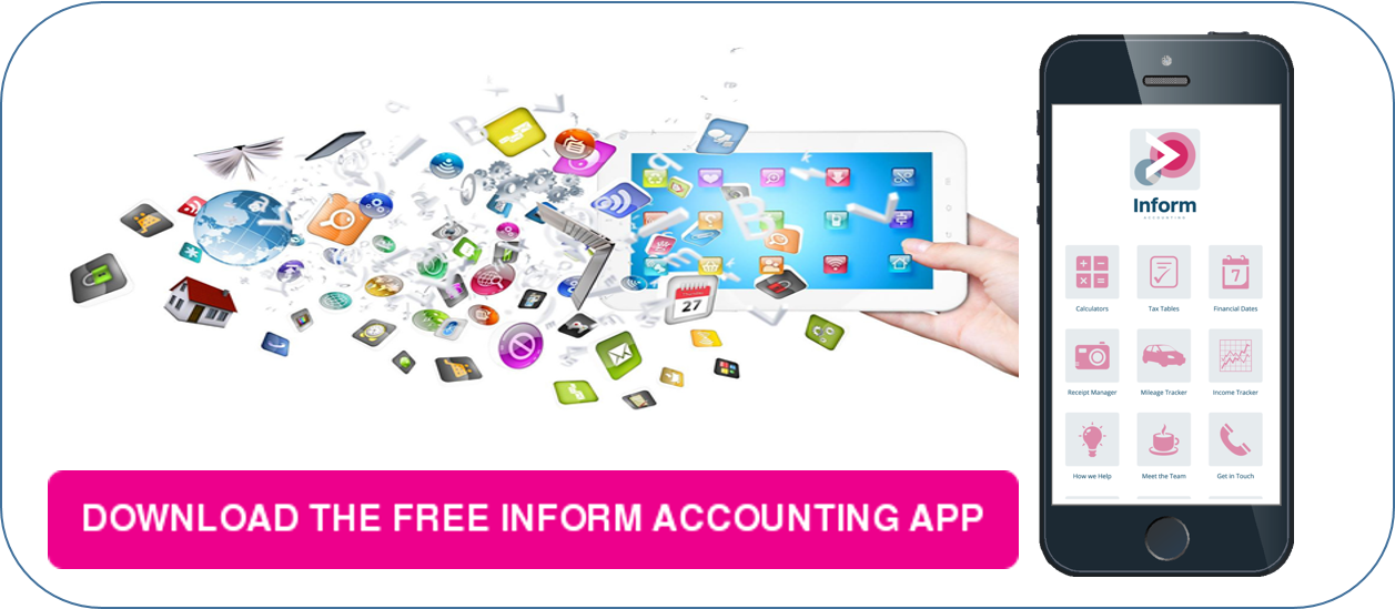 Download your free My Inform Accounting App