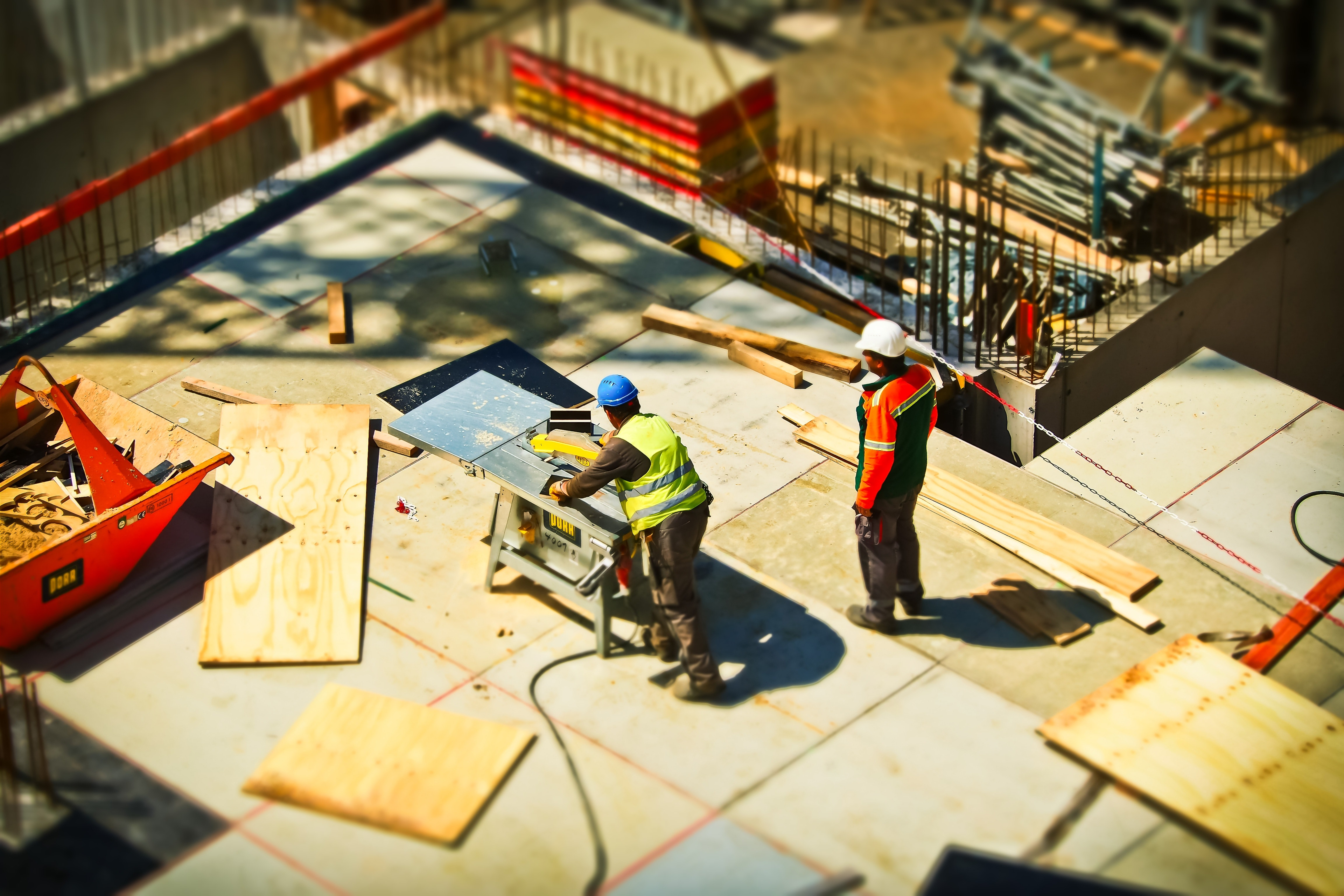 CIS compliance for property developers